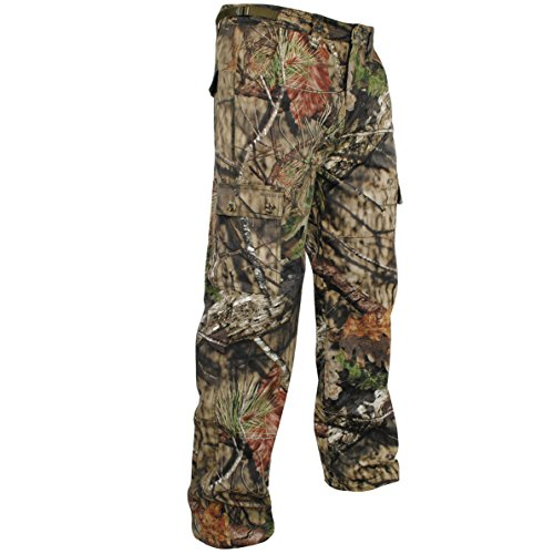 5b637690d535b Mossy Oak Men's Camouflage Cotton Mill Hunting Pants Available In ...